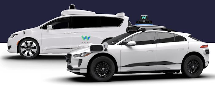 Tech Giants Enter Their Chips in the Race for Self-driving Cars