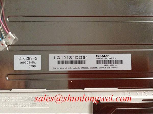 Sharp LQ121S1DG61