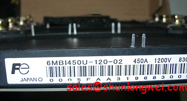 Fuji 6MBI450U-120